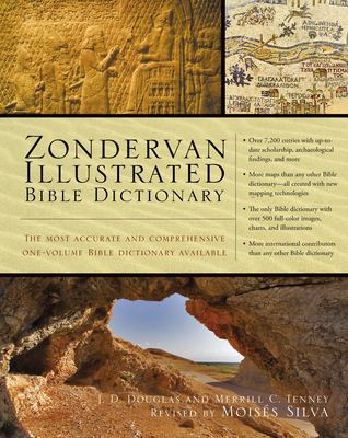 Zondervan Illustrated Bible Dictionary 9780310229834