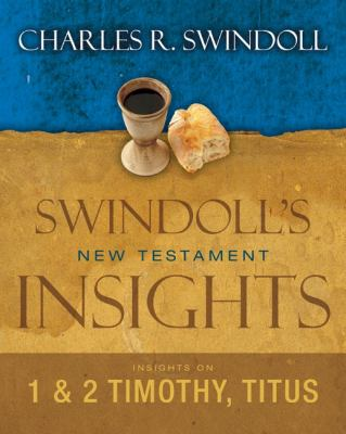 Insights on 1 & 2 Timothy, Titus 9780310284338