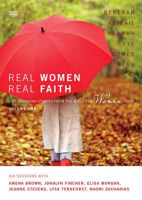 Real Women, Real Faith: Volume 1: Life-Changing Stories from the Bible for Women Today 9780310327967