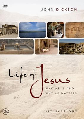 Life of Jesus: Who He Is and Why He Matters 9780310328667
