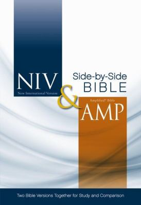 NIV and Amplified Side-By-Side Bible 9780310421108