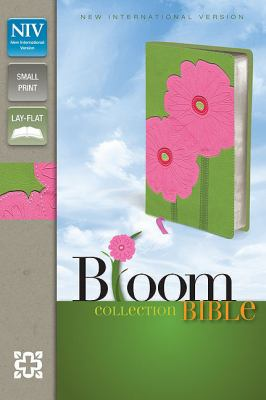 Bloom Collection Bible-NIV-Gerber Daisies 9780310435372