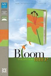 Bloom Collection Bible-NIV-Tiger Lily