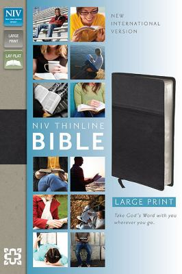 Thinline Bible-NIV-Large Print 9780310435983
