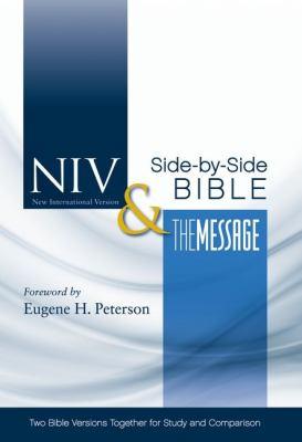 Side-By-Side Bible-PR-NIV/MS 9780310436829