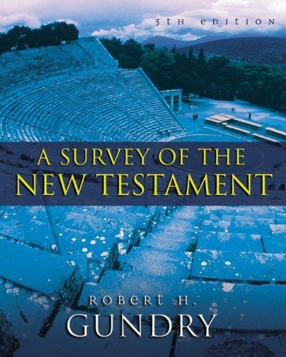 A Survey of the New Testament 9780310494744