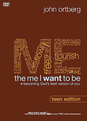 The Me I Want to Be, Teen Edition: Becoming God's Best Version of You 9780310671084