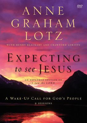 Expecting to See Jesus DVD: A Wake-Up Call for God's People 9780310682981