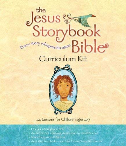 The Jesus Storybook Bible Curriculum Kit 9780310684350