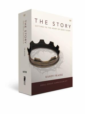 Story-NIV-With DVD Small Group Kit [With Small Group Kit] 9780310687658