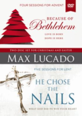 Because of Bethlehem/He Chose the Nails Video Study: Love Is Born Hope Is Here