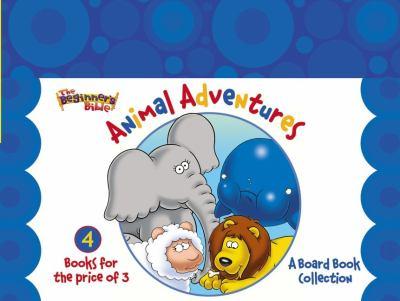 The Beginner's Bible: Animal Adventures 9780310720379