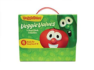 VeggieTales Veggie Values: A Board Book Collection 9780310720386