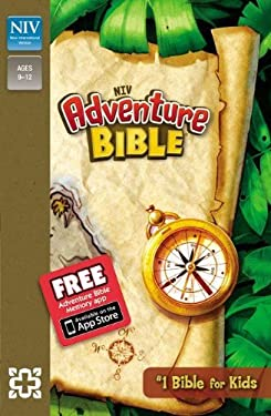Adventure Bible-NIV: #1 Bible for Kids 9780310721987