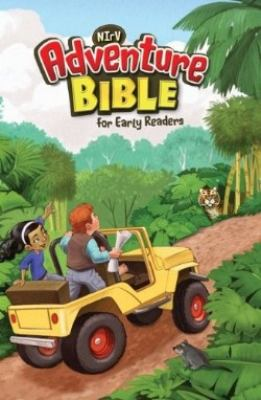 Adventure Bible for Early Readers-Nriv-Lenticular (3D Motion) 9780310723035