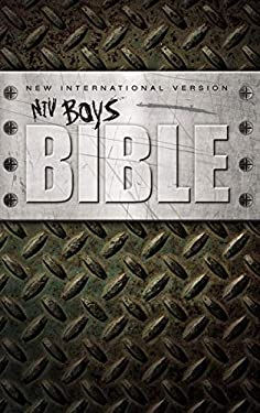 Boys Bible-NIV 9780310723080