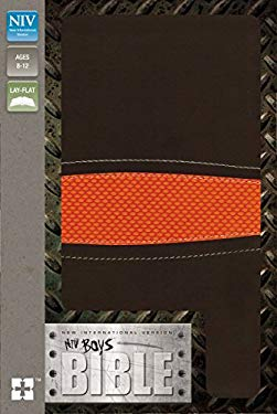 Boys Bible-NIV 9780310723097