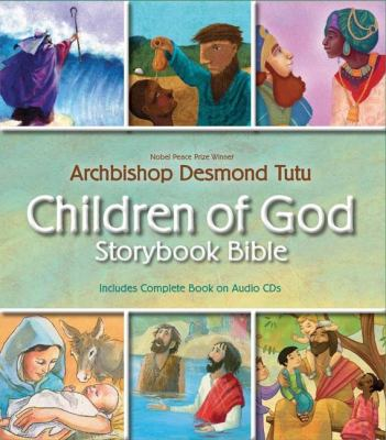 Children of God Storybook Bible [With 2 CDs] 9780310725923