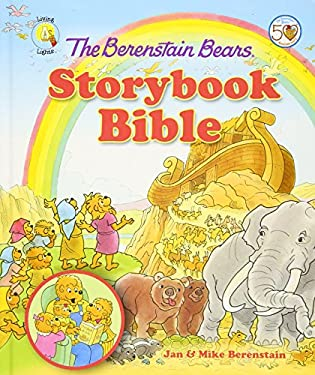 Berenstain Bears Storybook Bible 9780310727217