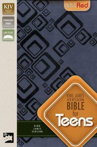 Bible for Teens-KJV 9780310728832