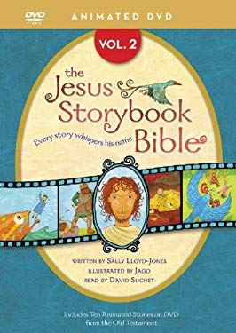 Jesus Storybook Bible Animated DVD, Vol. 2 9780310738442