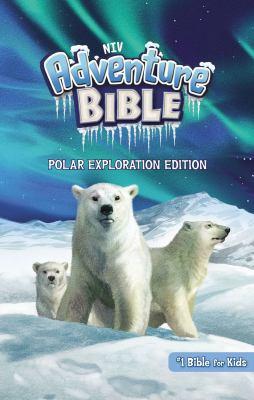 NIV Adventure Bible, Polar Exploration Edition, Hardcover, Full Color