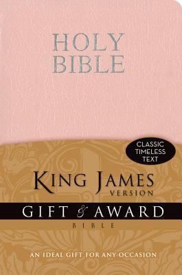 Gift & Award Bible-KJV 9780310949107