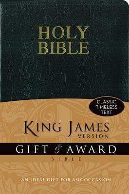 Gift & Award Bible-KJV 9780310949138