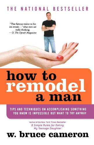 How to Remodel a Man: Tips and Techniques on Accomplishing Something You Know Is Impossible But Want to Try Anyway 9780312333188