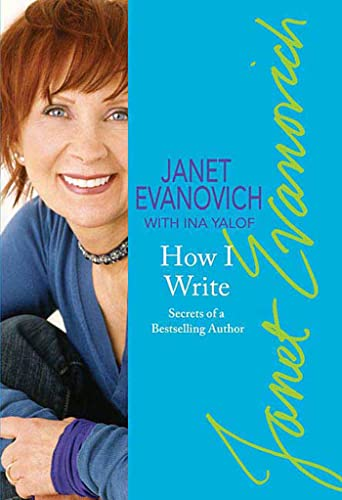 How I Write: Secrets of a Bestselling Author 9780312354282