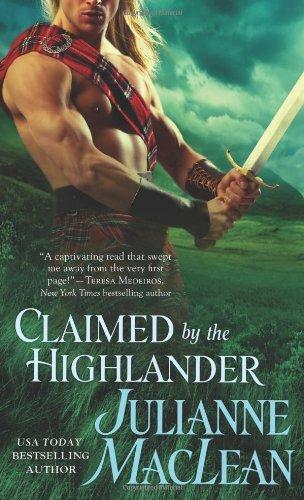 Claimed by the Highlander - MacLean, Julianne