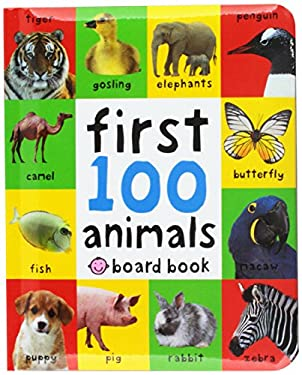 First 100 Animals 9780312510794