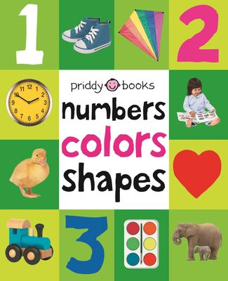 Numbers, Colors, Shapes 9780312510817