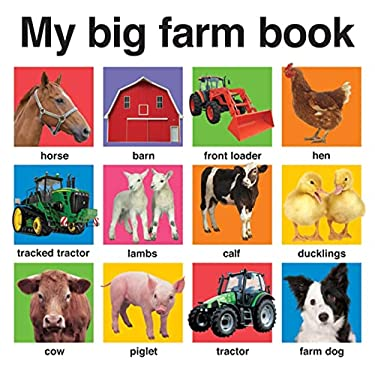 My Big Farm Book 9780312510824