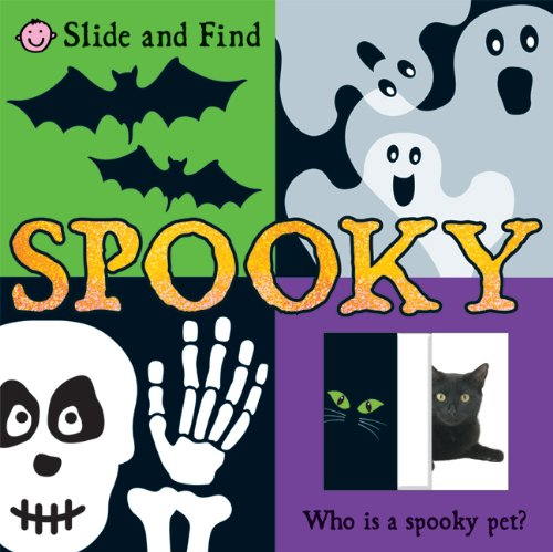 Slide and Find Spooky 9780312510954