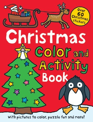 Christmas Color and Activity Book 9780312510978