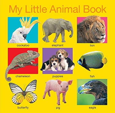 My Little Animal Book 9780312514617