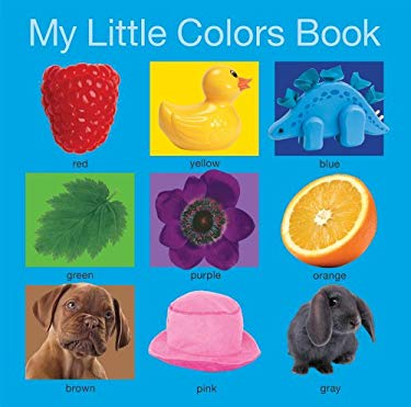 My Little Colors Book 9780312514624