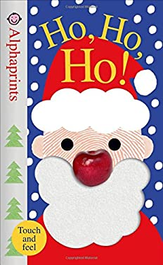Alphaprints: Ho, Ho, Ho!