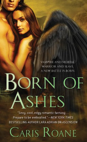 Born of Ashes 9780312533748
