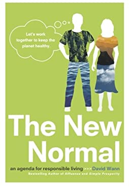 The New Normal: An Agenda for Responsible Living 9780312575434