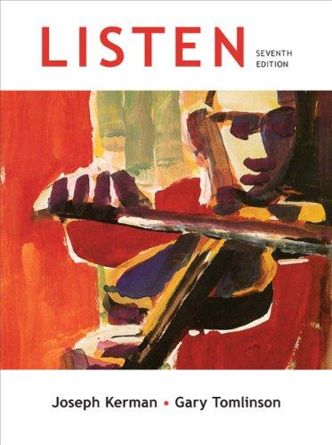 Listen [With DVD] 9780312593469