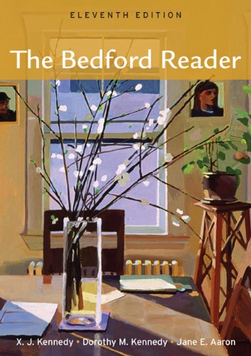 The Bedford Reader 9780312609696