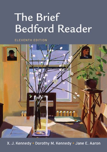 The Brief Bedford Reader - 11th Edition