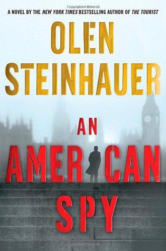 An American Spy 9780312622893