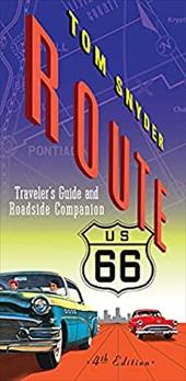 Route 66 Traveler's Guide and Roadside Companion 12641716