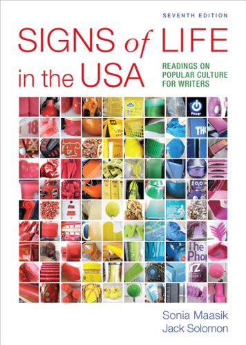 Signs of Life in the USA: Readings on Popular Culture for Writers 9780312647001
