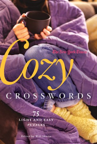 The New York Times Cozy Crosswords: 75 Light and Easy Puzzles 9780312654306