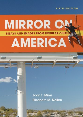 mirror on america essays and images from popular culture 5th These questions are addressed in the following five subsections that (1)   related to the treatment of popular culture as a mirror in the political science  classroom  through these films, she explored the construction of american   i distribute a piece of paper with a few short excerpts of key essays like.
