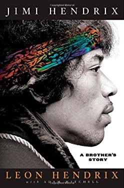 Jimi Hendrix: A Brother's Story 9780312668815